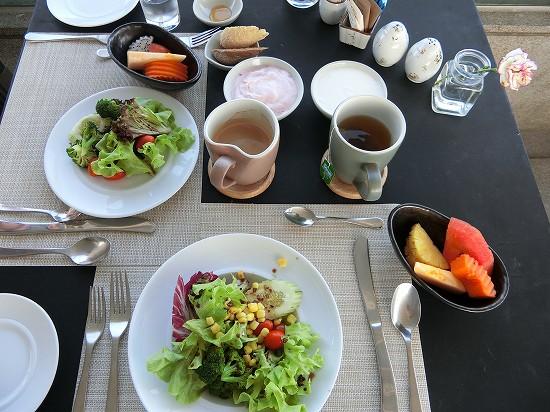リヴァアルン朝食