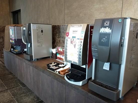 アパホテル横浜ベイタワー ランチビュッフェ ソフトドリンク