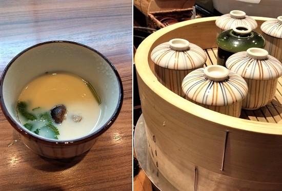 ハレの食卓 川崎 茶碗蒸し