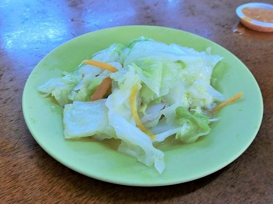和記(ホーキー) マラッカ 野菜炒め