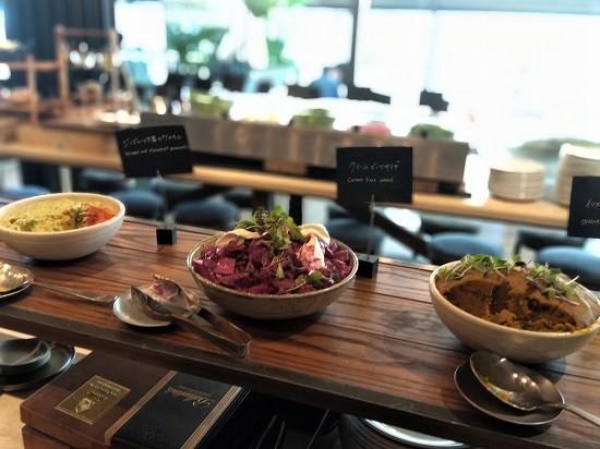 STRI町田 ランチ 冷製総菜3種類