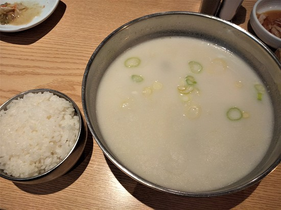 コサム冷麺専門店 和牛ソルロンタン