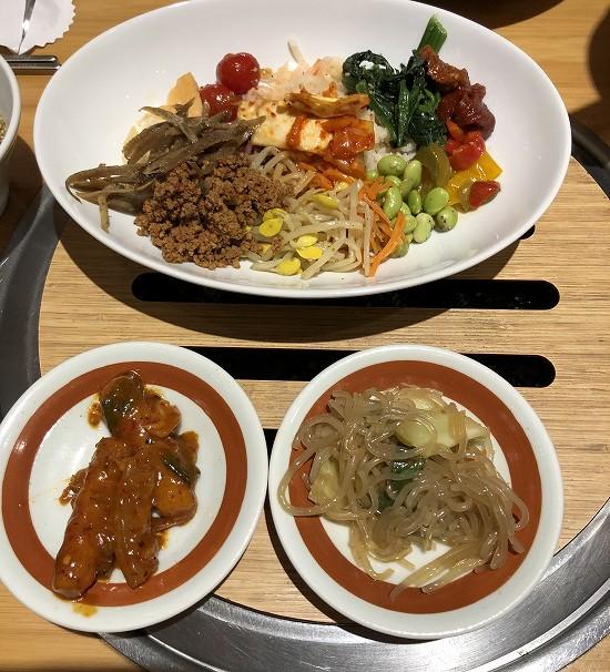 焼肉トラジ京橋店 料理