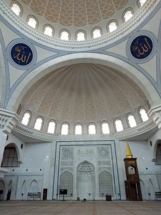 wilayah mosque(連邦直轄領モスク)礼拝堂