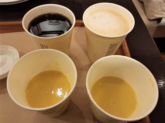 サンドッグイン神戸八重洲 スープとドリンク
