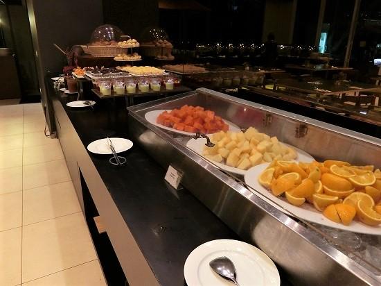 ザ ヘブン リゾート ホテル イポー オール スイーツ 朝食 デザート&フルーツ
