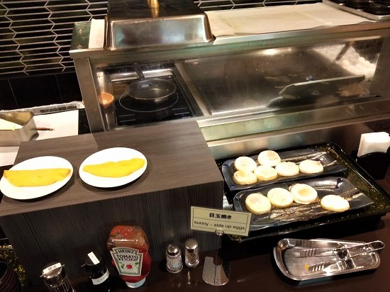 箱根パークス吉野 朝食 卵料理