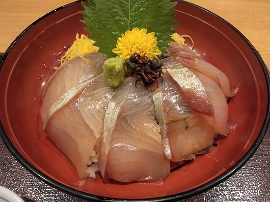 魚國ランチ ぶり丼