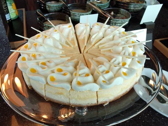 ニューヨークグリル チーズケーキ