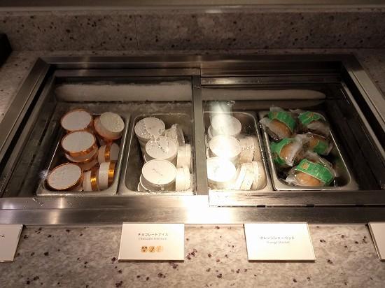 ホテルメトロポリタン川崎 ランチビュッフェ アイスクリーム