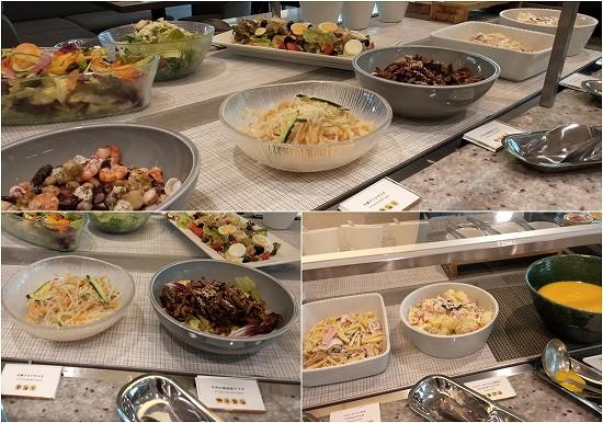 ホテルメトロポリタン川崎 ランチビュッフェ 冷惣菜