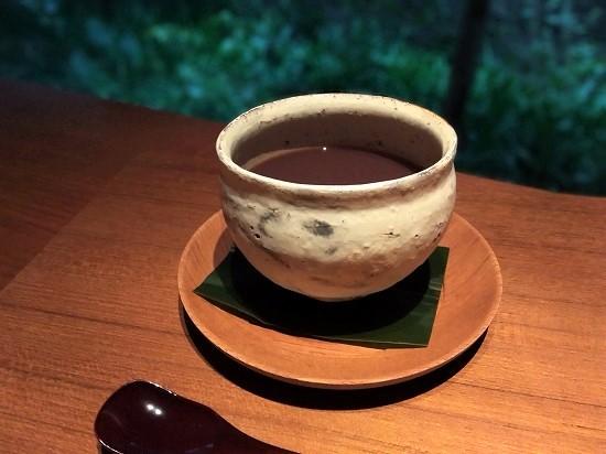 zen cafe 京都 季節のお菓子