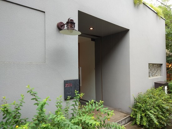 zen cafe 京都