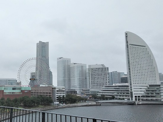 みなとみらい インターコンチネンタル横浜Pier 8
