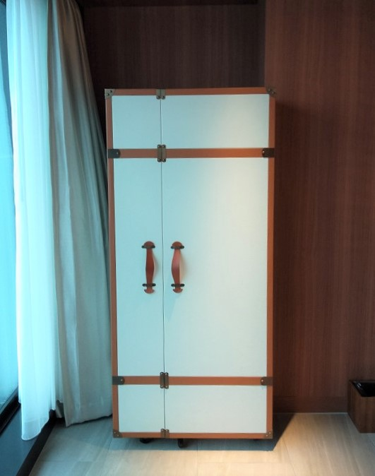 冷蔵庫 インターコンチネンタル横浜Pier 8