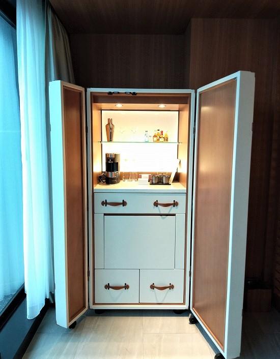 冷蔵庫2 インターコンチネンタル横浜Pier 8