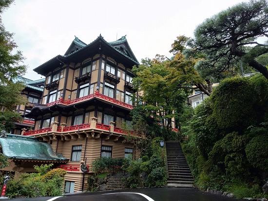 富士屋ホテル 花御殿