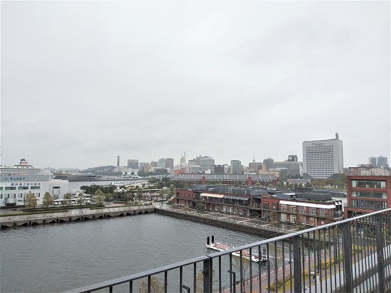 赤レンガ倉庫 インターコンチネンタル横浜Pier 8