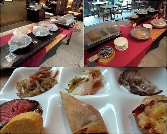 おかず 朝食 京都グランベルホテル