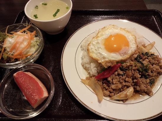 ガパオライス タイ料理パヤオ蒲田