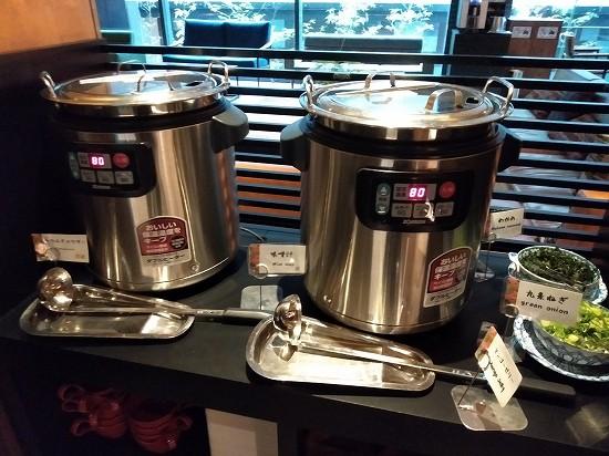 スープ 朝食 京都グランベルホテル