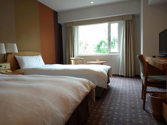 ツインルーム 都ホテル京都八条