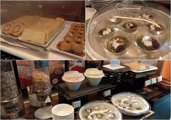 デザート 朝食 京都グランベルホテル