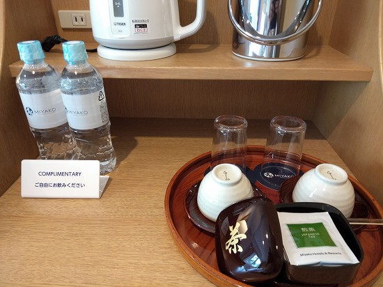 ドリンク 都ホテル京都八条