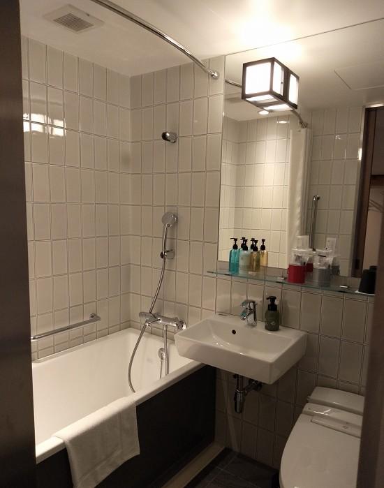 バスルーム 京都グランベルホテル