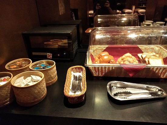 パン 朝食 京都グランベルホテル