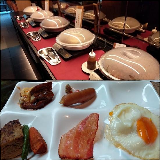 温料理 朝食 京都グランベルホテル