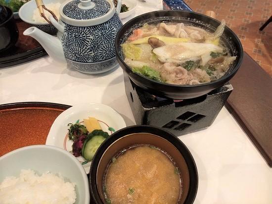 ご飯とお味噌汁 指宿白水館夕食
