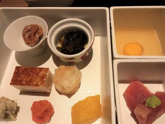 おかず 朝食 きんとうえん箱根
