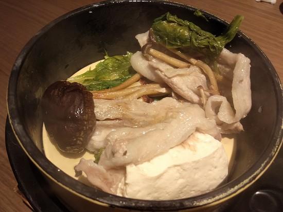 台の物 夕食 きんとうえん箱根