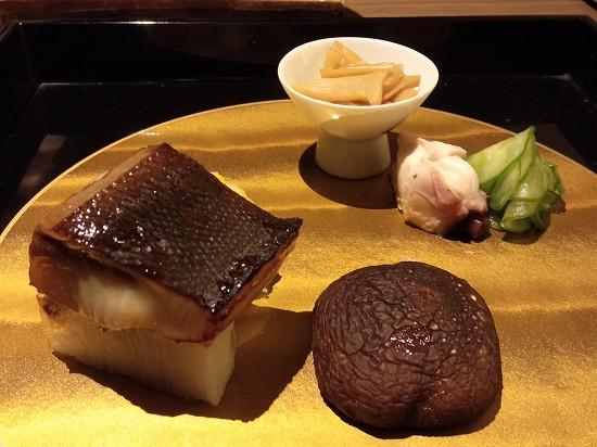 焼物 夕食 きんとうえん箱根