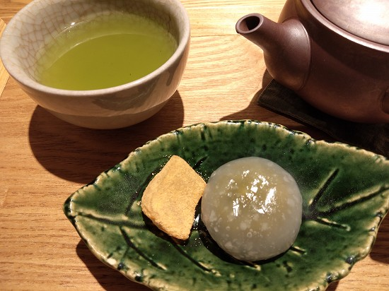緑茶 もみじ茶屋 鎌倉御成通り