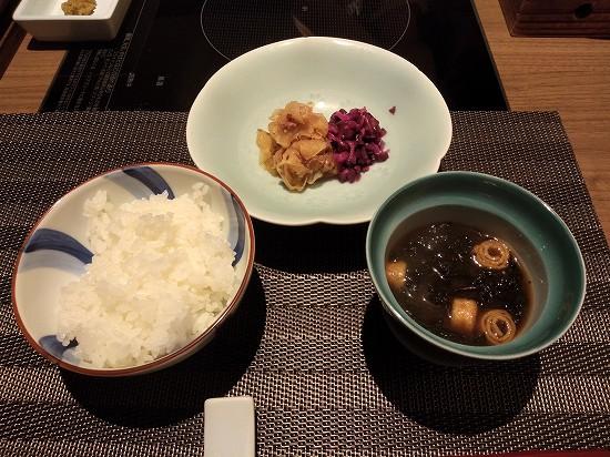 食事 夕食 きんとうえん箱根