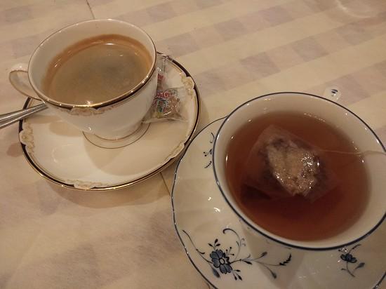 コーヒーとシナモンティー サラマンジェ 銀座