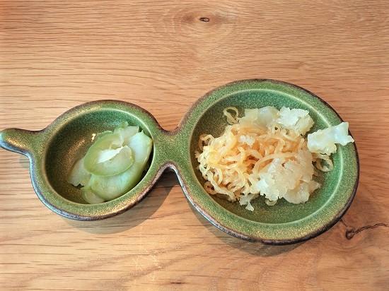 前菜 ブリル飯店 ルミネ横浜