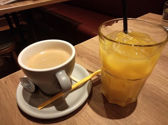 ドリンク カフェ ローカリー 横浜