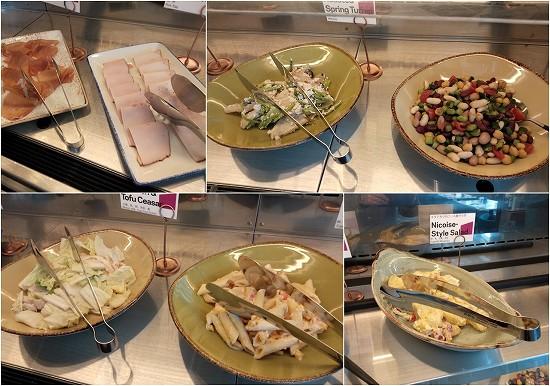 アロフト銀座ランチ冷惣菜