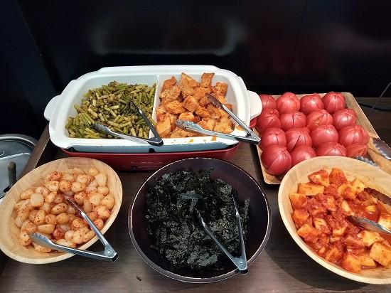 ハヌリ 新橋 ランチ 韓国総菜