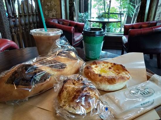 ペニーレイン 鶴田店 購入したパン