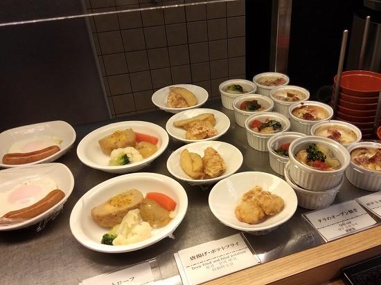 温料理 ドーミーイン和歌山 朝食