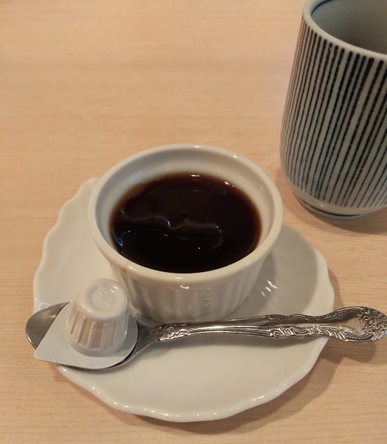 花未月 新橋 コーヒーゼリー