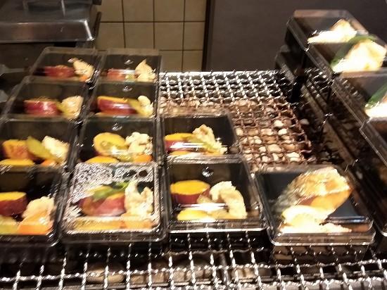 野菜と魚 ドーミーイン和歌山 朝食