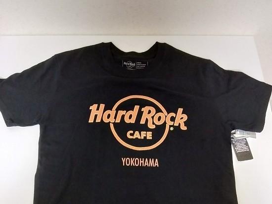 ハードロックカフェ 横浜 tシャツ