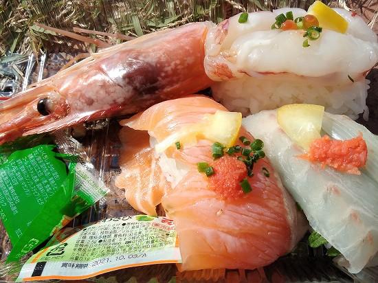 唐戸市場 寿司値引き