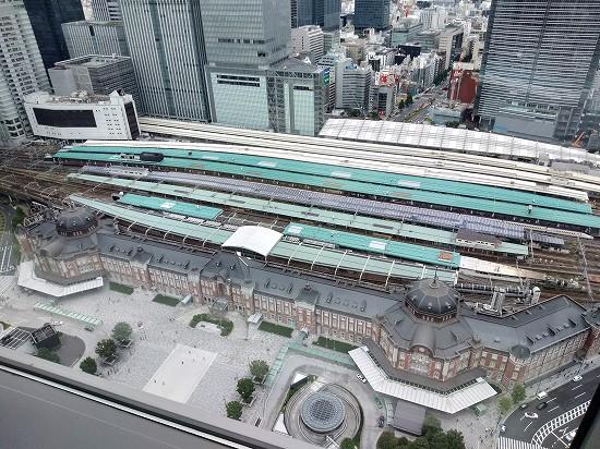 東京駅 マンゴツリー東京 ランチ