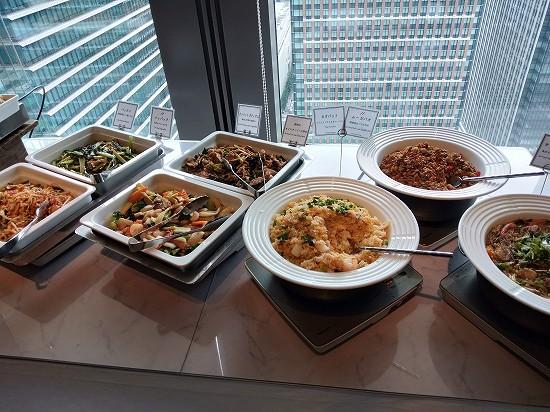炒め物と温料理 マンゴツリー東京 ランチ